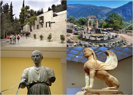 DELPHI, FULL DAY TOUR (7-8 HOURS).