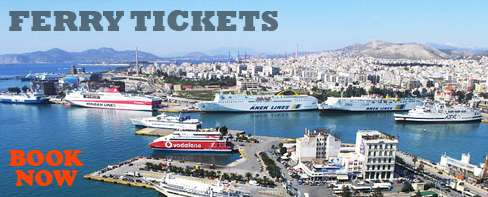 athens ferry tickets